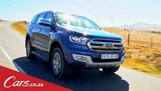 Ford Everest 2.2 - In-depth Review and Test Drive