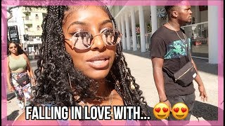 FALLING IN LOVE WITH MY TOUR GUIDE IN BRAZIL! | TRAVEL VLOG