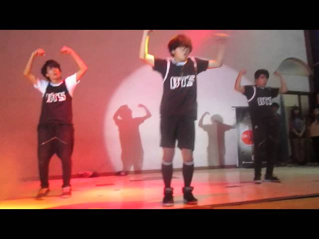 THE ARMY - BTS - K-POP FESTIVAL_ LIMA FANTASY WORLD 2014 Videos De Viajes