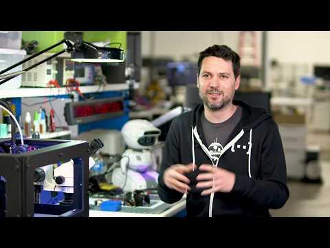 Leading Roboticists Celebrate 10th Anniversary of National Robotics Week
