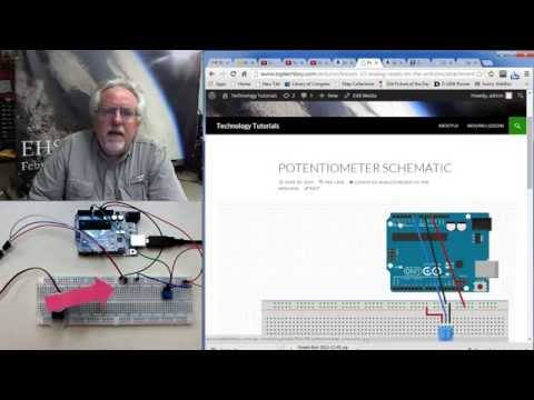 LESSON 16: Controlling a Servo with Arduino