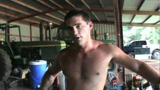 Dillon Johnson - Survivor Audition 2011