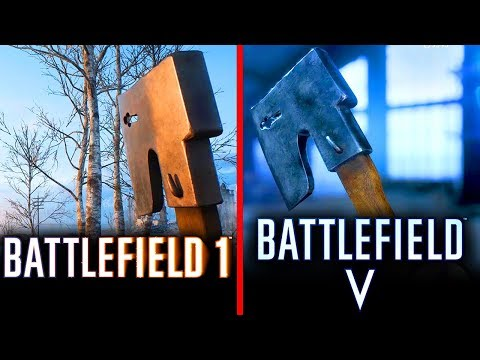 Battlefield V: Recycling from Battlefield1 thumbnail
