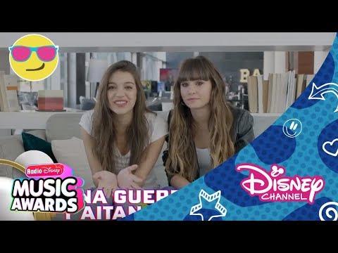 RDMA 2018: The Crazy Haacks con Aitana y Ana Guerra | Disney Channel Oficial