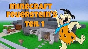 Minecraft Familie Feuerstein # Teil 1