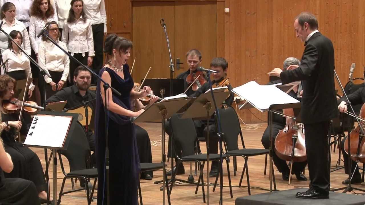 Jan Dismas Zelenka - Ouverture; Sinfonia Concertante;