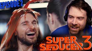 Super Super Seducer 3 - Ep 2 - Le sport c'est bon pour la santé