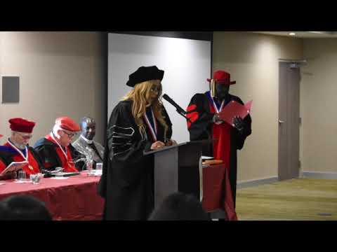 The University of America Graduation Class of 2018