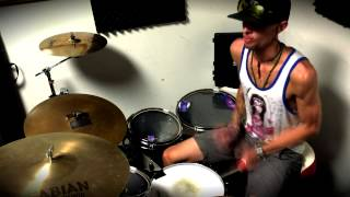 (Drum Cover) Mark Ronson - Uptown Funk feat Bruno Mars