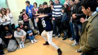 El-Dub Fight - Chicho Vs Namceca