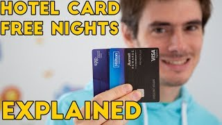Hotel Credit Card FREE NIGHTS Explained (Full Comparison)