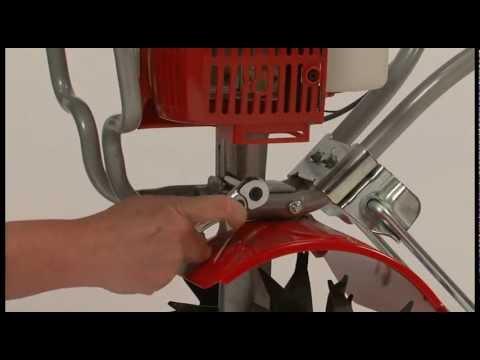 Maintenance Instructions for the Mantis® Deluxe 4-Stroke Tiller