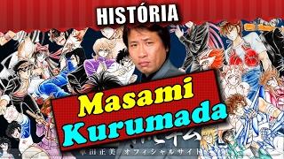 HISTÓRIA  -  Masami Kurumada