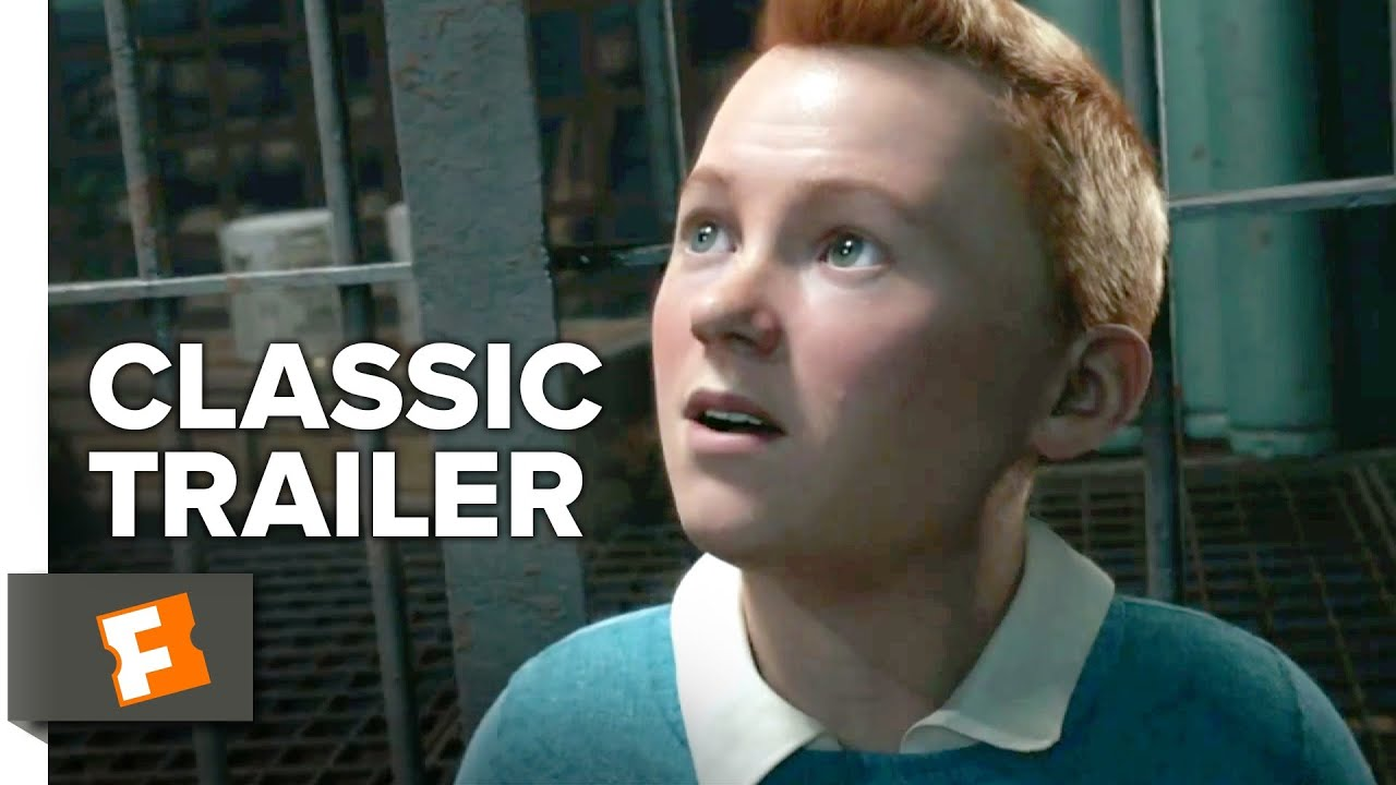 Download The Adventures of Tintin (2011) Trailer #1   Movieclips Classic Trailers