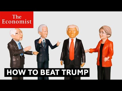 How can the Democrats beat Trump?   The Economist