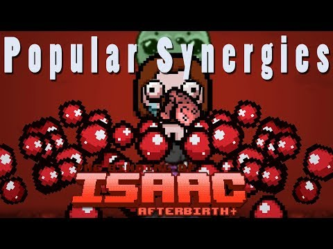 The Binding of Isaac Afterbirth Plus | Super Sneeze | Popular Synergies!