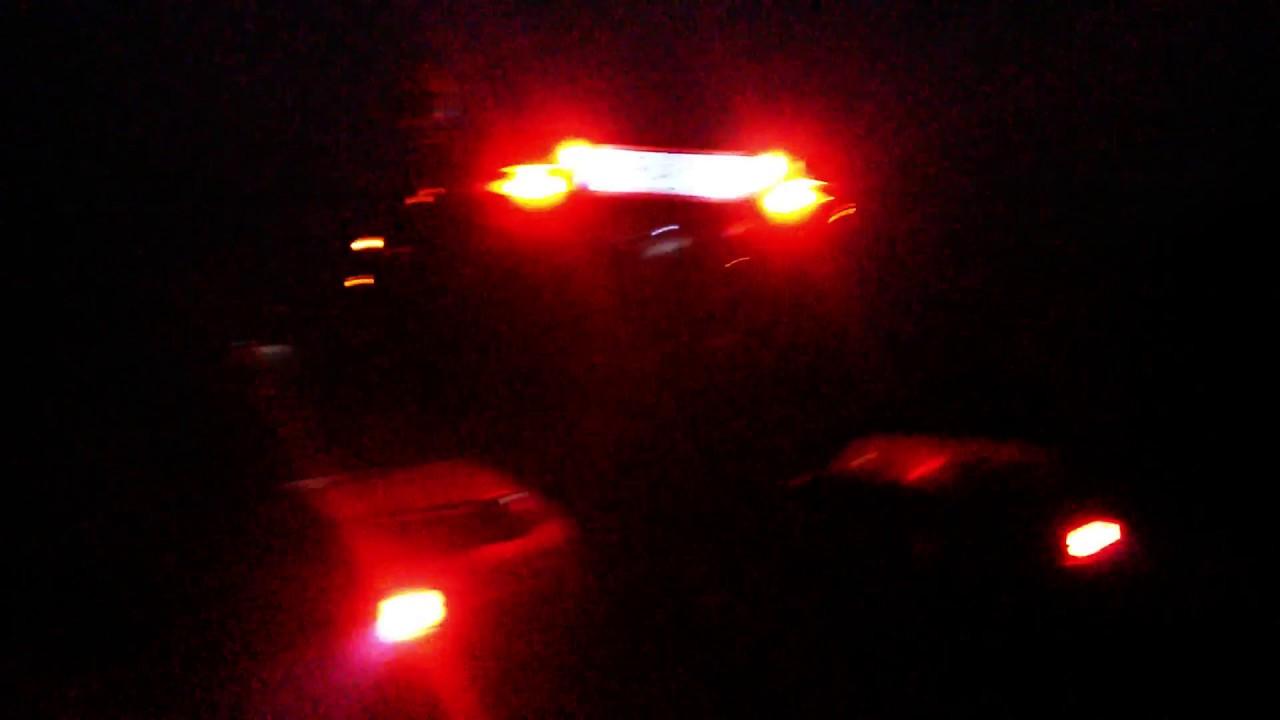 Oświetlenie Led Ciągnika