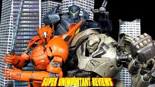 Diamond Select Toys Pacific Rim Uprising Gipsy Avenger, Saber Athena, & Bracer Phoenix Figure Review