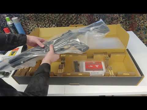 HK 416 A5 GBB /Unboxing Und Blow Back Test