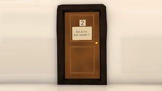 НЕ ВЕРЬ ЭТОЙ ДВЕРИ ► Door #3 Прохождение