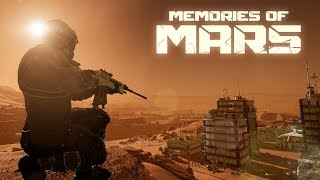 Memories of Mars  | Early Access Launch Trailer | Steam | Russisch
