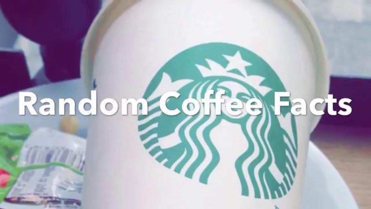 random coffee facts youtube
