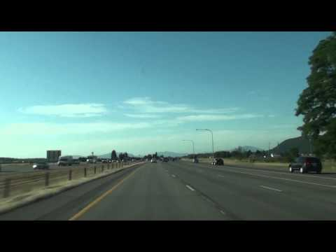 Interstate 5 In Washington ,Exit 224,Mt Vernon, WA 98274