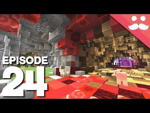 Hermitcraft 5: Episode 24 - INSANE Storage Plans!