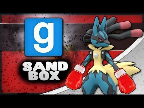 Gmod Sandbox Funny Moments - Tough Enough, Yoga Poses, Dance Moves, Boxing, Bathroom Break