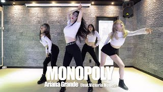 MONOPOLY choreography - Ariana Grande,Victoria Monét / Choreo by MINI Video