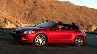 Mitsubishi Eclipse Spyder (2009) Videos
