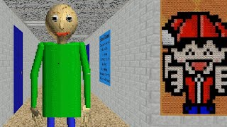Baldi's Basics MOD Baldi's Basics Peaceful Decompile
