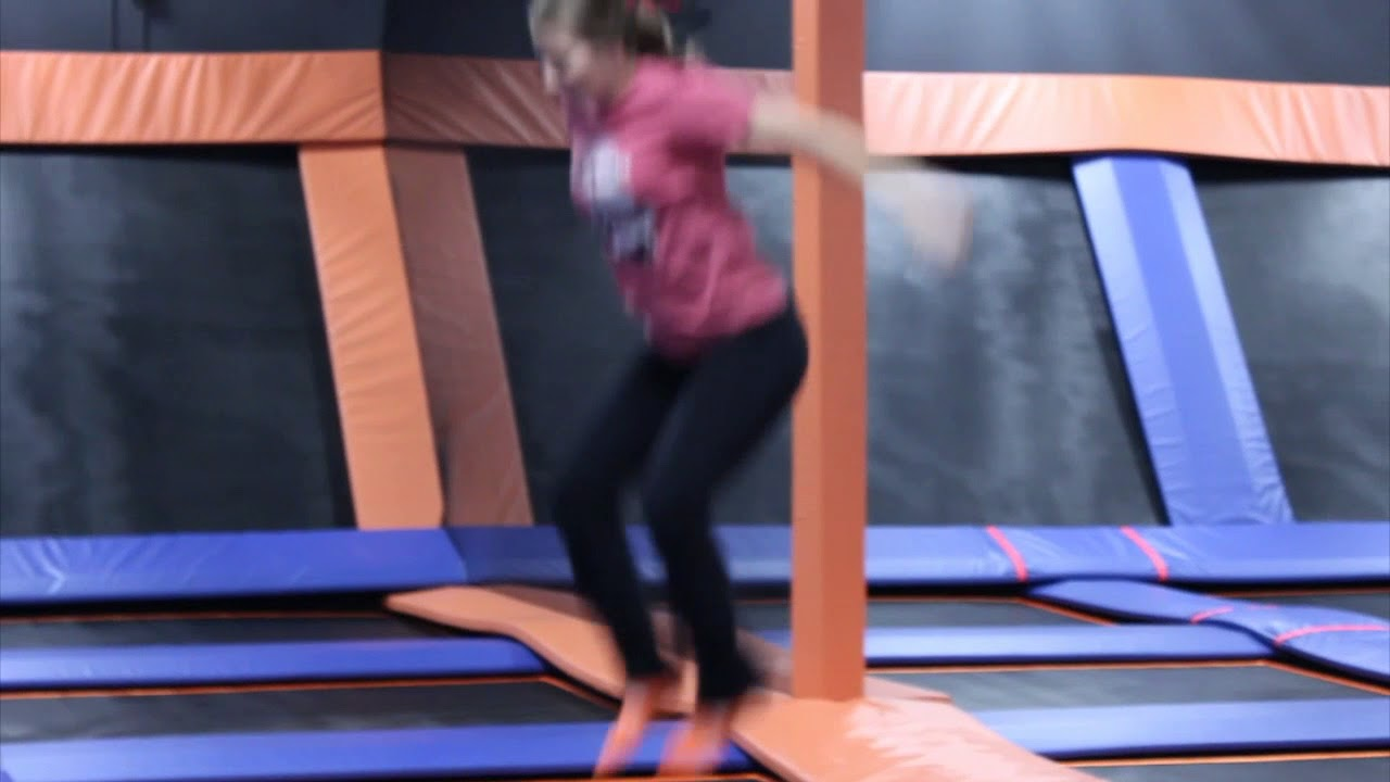 Jump Into Fun Sky Zone Trampoline Park Is Opening Soon In