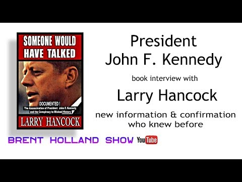 JFK video documentary: Dealey Plaza who was there Larry Hancock Night Fright