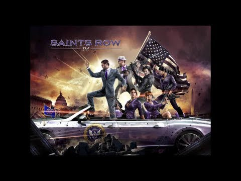 Saints Row IV OST - Meet The President 10 HOURS Dubstep Gun Song