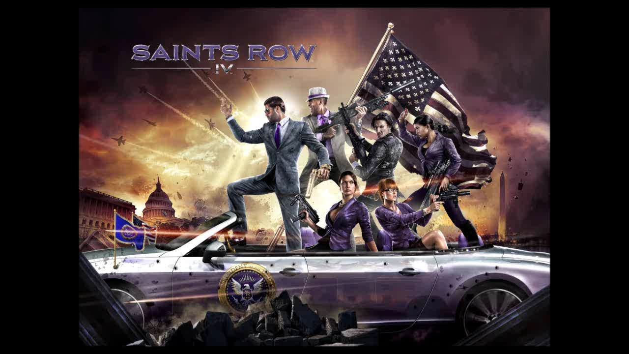 saints row 4 meet the president song to tune
