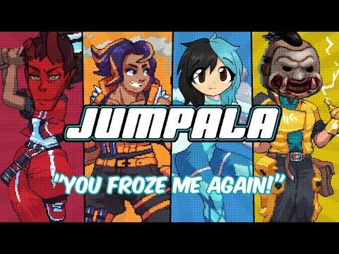 "Jumpala ¦ Match 3 ¦ ""You froze me again!"" |"
