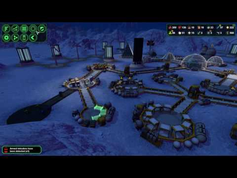 Let's play Planetbase Frozen planet Ep 13 They keep attacking!