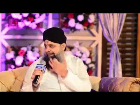 Marhaba Aye Jane Jana Jane Eman Ya Nabi - Owais Raza Qadri - New Rabi Ul Awwal Kalam 2018 - 4K Naat