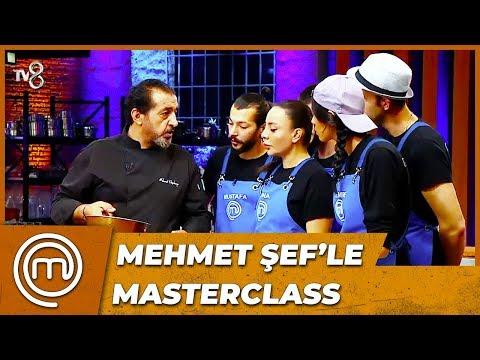 Mehmet Şef'le Zorlu MasterClass   MasterChef Türkiye 48.Bölüm