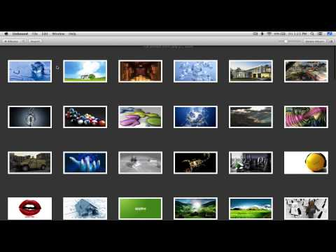 Unbound App Review - The photo browser that acts as a photo organizer and slideshow app