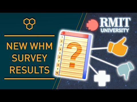 Motivace a zkušenosti lidí praktikujících WHM