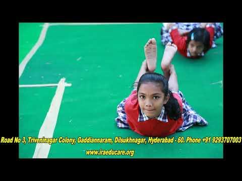 IRA SCHOOL, Dilsukhnagar , Hyderabad - The school with holistic approach