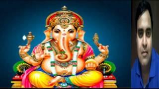 Ganesh Aarti Jai Ganesh Deva Sing in your own voice without chorus  By Rajesh Gupta