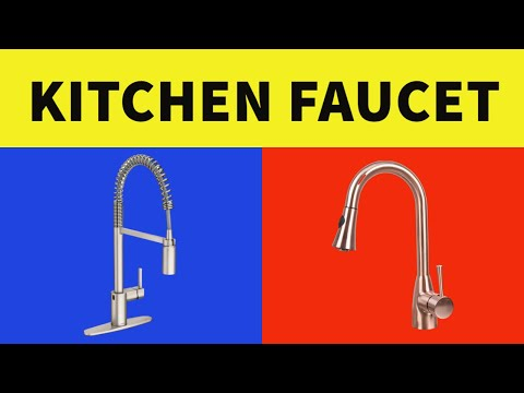 Kitchen Faucet: Best Kitchen Faucets for 2020 Top Rated