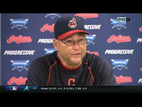 Terry Francona says Cleveland Indians' 10-7 loss to Seattle Mariners was 'a hard game to win'