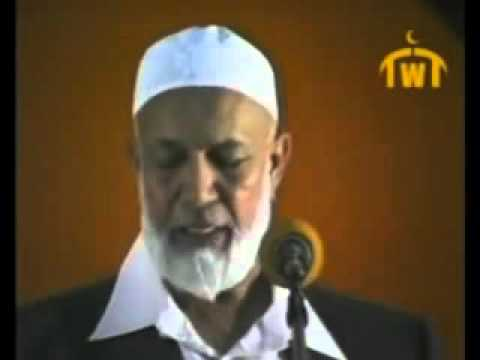 Muhammed (p.b.u.h.) The Greatest - Lecture By Sheikh Ahmed Deedat -With Question & Answer -Cape Town