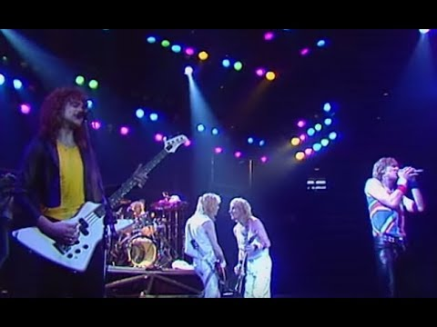 Def Leppard release rare live video from 1983 in Germany - Overkill to hit studio in May !