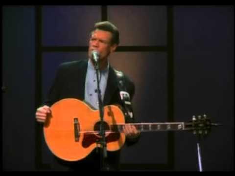 Randy Travis 15   Three Wooden Crosses