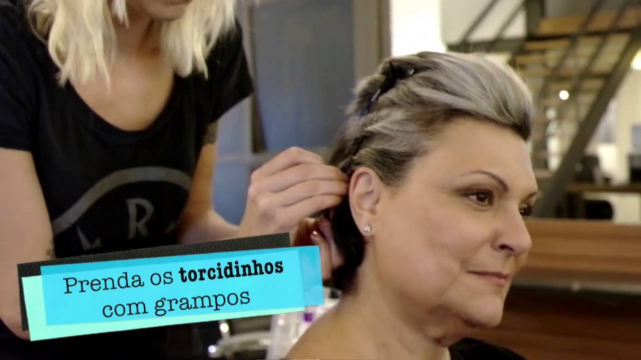 Projeto 60 Anos Penteados Para Cabelos Curtos Em Mulheres Maduras